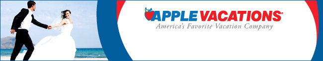 Apple Vacations Honeymoon Registry