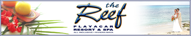 The Reef Playacar Honeymoon Registry