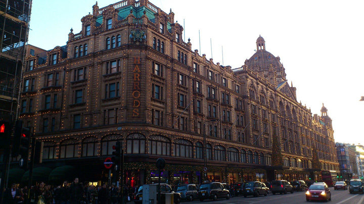 Harrods Shopping Spree