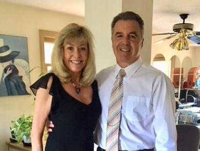 Patty Flanigan and John Iannucci